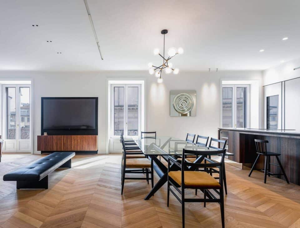 luxury apartment via fara
